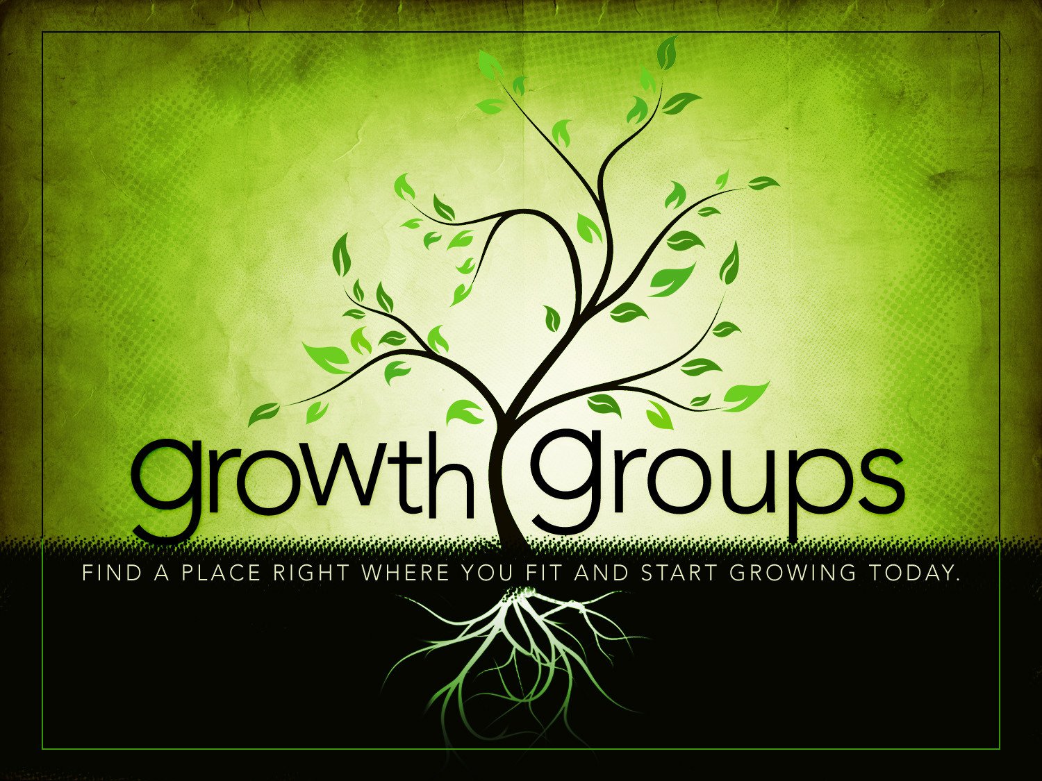 2017 Summer Growth Groups
