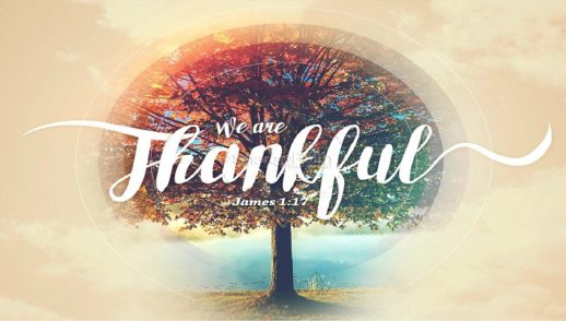 How Thankful Are We?
