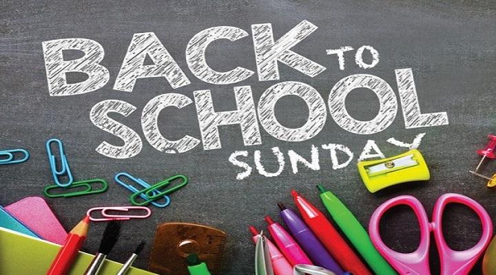 back to school sunday  u2013 crossroads umc